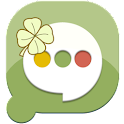 Easy SMS Lucky Clover theme icon