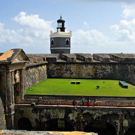 San Juan Fort by João Pedro Loureiro - City,  Street & Park  Historic Districts (  )