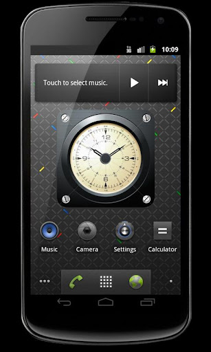 玩個人化App|AVIATOR  - 復古時鐘免費|APP試玩