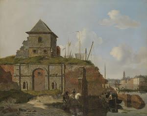 RIJKS: Carel Jacobus Behr, Gijsbertus Craeyvanger: painting 1830