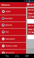 Screenshot of My HPCL