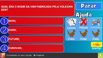 Screenshot of Show do Milhão
