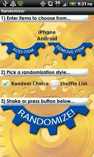 Randomizer Lite