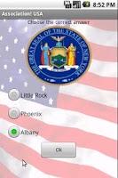 Screenshot of Association! USA