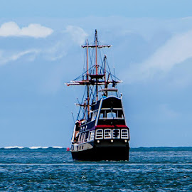 by Terri Anderson - Transportation Boats (  )
