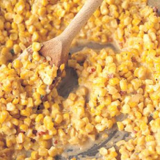 Creamed Corn with Chipotle Chilies