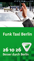 Screenshot of Funk Taxi Berlin