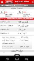 Screenshot of HDFC Home Loans