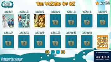 Screenshot of Hidden Jr Wizard of Oz FREE