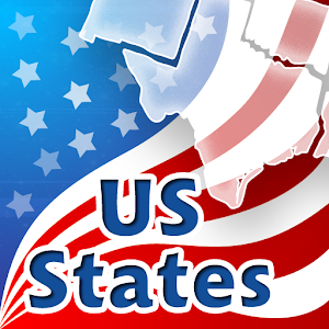 Hack 50 US States Quiz game