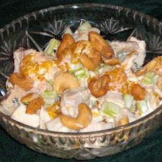 Exotic Chicken Salad