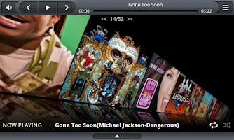 Screenshot of Theme Pack 7 - iSense Music