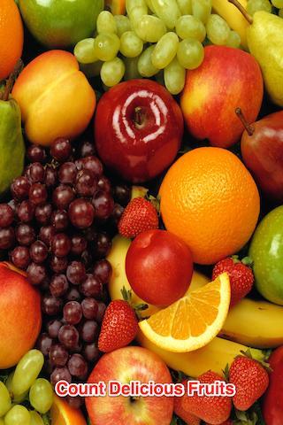 計數的食物:水果世界