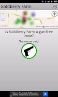 Screenshot of Gun Free Zone