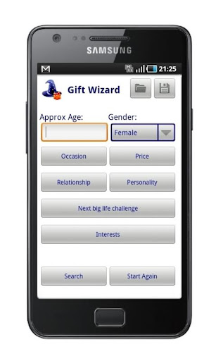 Gift Wizard