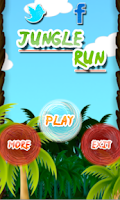 Screenshot of Jungle Run