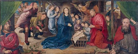 Goes Hugo van der, Adorazione dei pastori