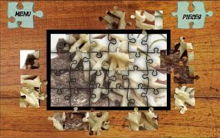 Screenshot of Jigsaw Puzzles Food World