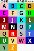 Screenshot of AlAl for kids(alphabet games)