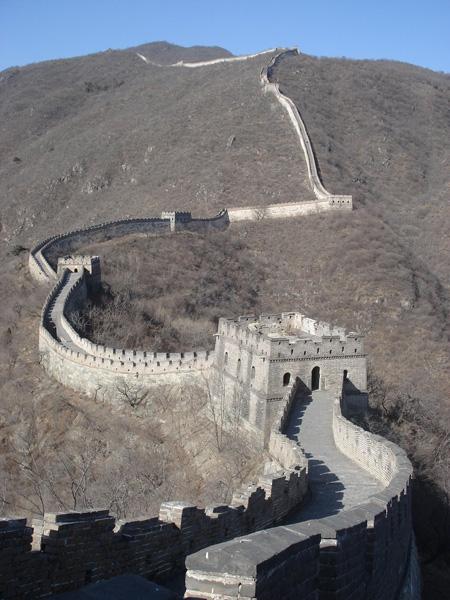 Información sobre la Muralla China
