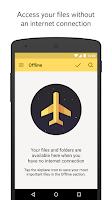 Screenshot of Yandex.Disk