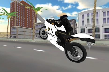 Game Police Bike Simulator 2 APK for Windows Phone