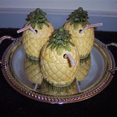 Fresh Pineapple Coolers