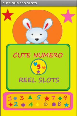 Cute Numero Slots