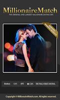 Screenshot of Millionaire Dating & Rich Club