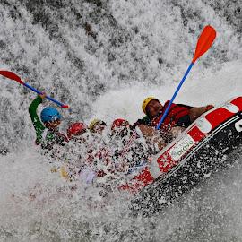 Rafting by Heri Dirgantara - Sports & Fitness Watersports