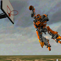 Robots Basketball 3D icon