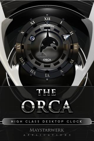 ORCA 2時鐘部件