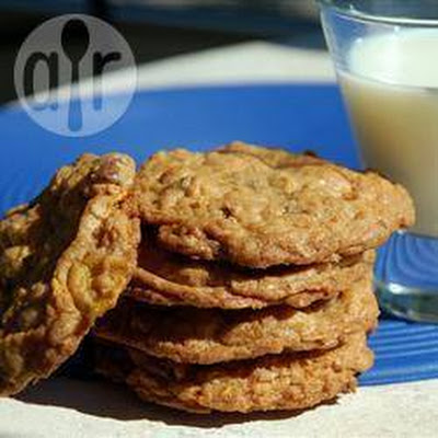 Chewy 'n' Crunchy Chocolate Chip Cookies