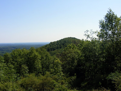 little Kennesaw mtn in the distance