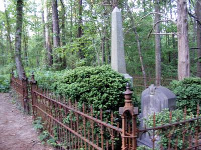 Dr. Scribner's Grave