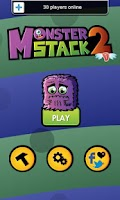 Screenshot of Monster Stack 2