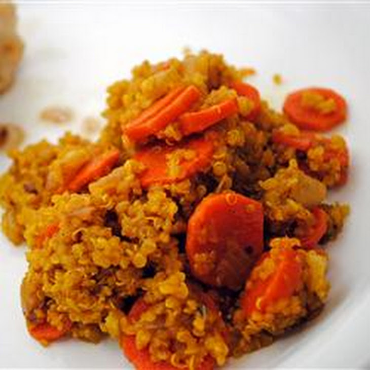 Simple Savory Quinoa Recipe | Yummly