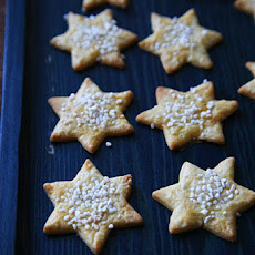 Swedish Shortbread Cookies
