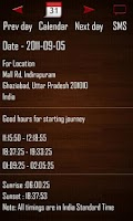 Screenshot of Positive Hours