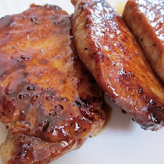 Glazed Pork Chops