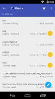 Screenshot of PhoNews Newsgroup Reader