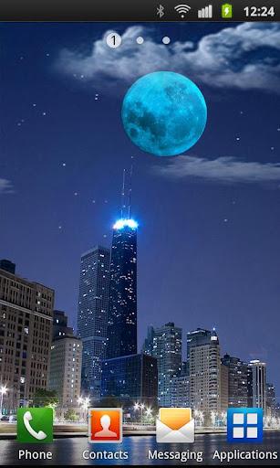 NightCity Live Wallaper
