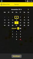 Screenshot of Leipzig Taxi 4884