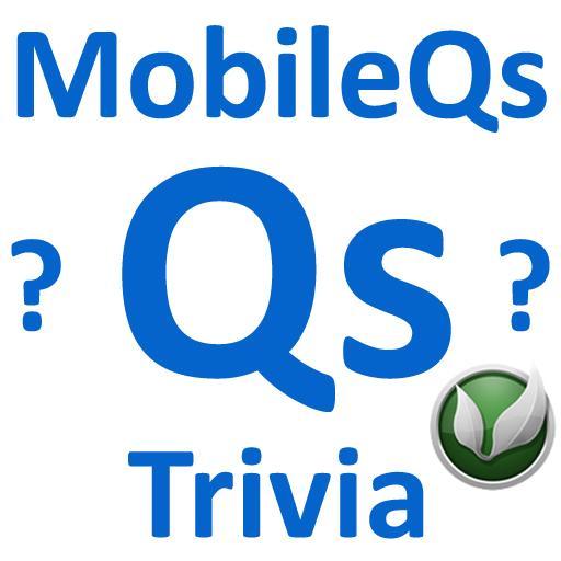 MobileQs Trivia LOGO-APP點子