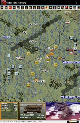 Panzer Cmp - Market-Garden 44 - screenshot