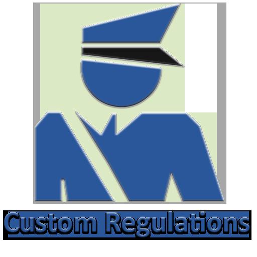 Custom Regulations N. A. Lite 旅遊 App LOGO-APP試玩