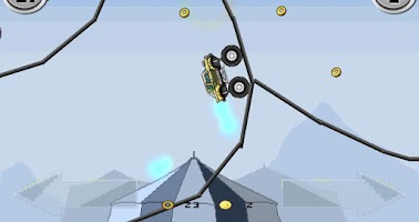 Screenshot of Super monster truck offroad