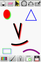 Screenshot of Vector Draw Beta