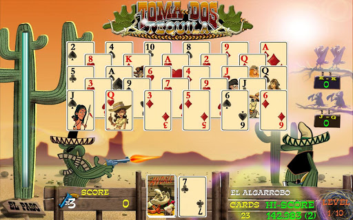 Toma 2 Solitaire (Ad ) - screenshot