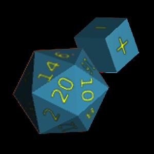 3d dice roller d&d